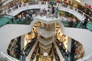 Shoppings faturaram 9,3% a mais neste Natal, diz Abrasce