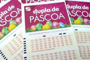 Dupla de Páscoa sai para quatro apostas; cada uma leva R$ 7,8 milhões