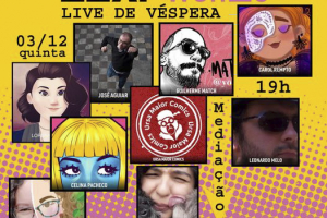 Artistas curitibanos fazem live de apresentação da Comic Con