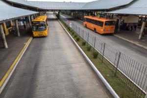 ACP anuncia projeto piloto para controlar lotação nos ônibus na Grande Curitiba