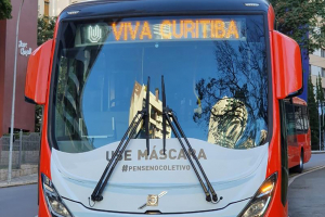 Linha de ônibus especial da saúde tem 9,5 mil passageiros diários
