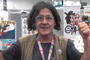 Cartunista Ota, ex-editor da revista 'Mad', é encontrado morto