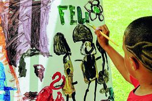 Projeto muda a vida de jovens da Vila Torres