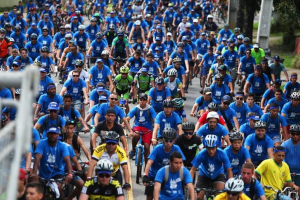 Domingo tem passeio, corrida e ciclismo. Veja ruas que terão bloqueios em Curitiba