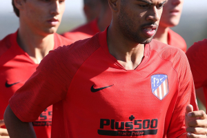 Diego Simeone elogia ex-jogador do Athletico: 'Está crescendo muito'