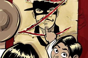 Editora de HQs curitibana lança conto de Machado de Assis e nova versão do Zorro