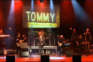 "Guairão recebe musical ""Tommy"", baseado na obra do The Who"