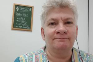 Alvo de fake news, Claudia Silvano nega com veemência candidatura política