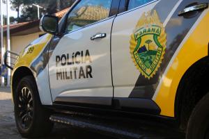 Dois homens tentam roubar caminhão carregado de maconha. Aconteceu no interior do Paraná