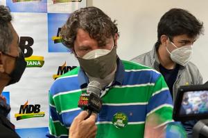 Anibelli Neto é eleito presidente do MDB do Paraná e Requião anuncia saída do partido
