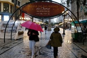 Chuvas do fim de semana adiam implantação de rodízio mais severo na Grande Curitiba
