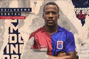 Paraná Clube anuncia lateral e fecha último espaço no time de reforços