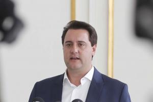 Em reunião com deputados, Ratinho Jr defende 'agenda positiva' com Assembleia