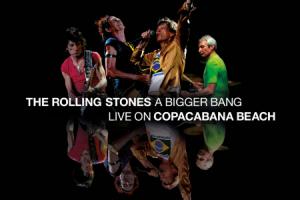 Gravado no Brasil, show com maior público dos Rolling Stones será lançado em álbum