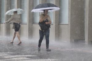 Depois de mais de 20 dias, volta a chover em todo o Paraná; veja até quando vai durar