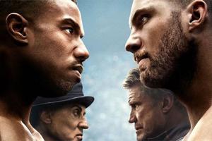 'Creed 2' reedita o clássico 'Rocky IV' após 33 anos