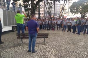 Salário de motorista em Curitiba vai para R$ 2.465,76 e cobrador R$ 1.396,77