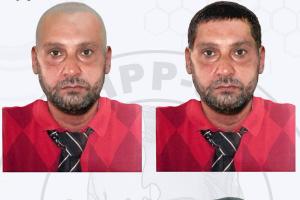 Polícia divulga retratos simulados de suspeito de matar ator de 'Chiquititas'; ele pode estar no PR