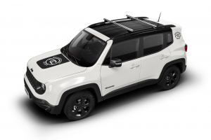 Jeep Renegade WSL entra na onda do surfe