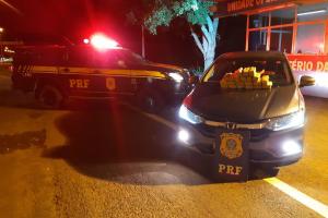 Polícia apreende cocaína e crack em tanque de combustível no Paraná