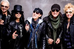 Ingressos para shows de Scorpions, Whitesnake e Europe em Curitiba já estão à venda. Veja preços