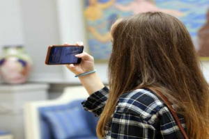 Projeto da UFPR promove exposição virtual de selfies em museus. Saiba com participar