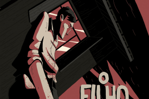 Tragédia familiar vira HQ nas mãos de casal de artistas curitibanos