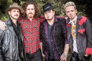 Black Stone Cherry confirma show em Curitiba; veja quando vai ser