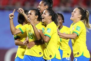 Brasil vai enfrentar a França neste domingo pela Copa do Mundo feminina