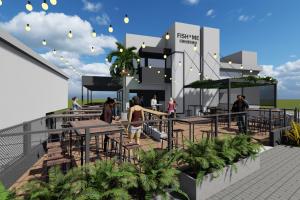 Novo bar em Curitiba tem conceito 'do mar para o bar' com preços acessíveis