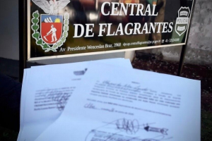 Candidato a guarda do Depen Paraná é preso por apresentar documentos falsos