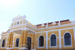 Obra de restauração  da Estação Ferroviária de Paranaguá está pronta