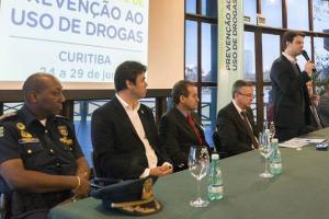 Curitiba é escolhida para testar 'drogômetros' em blitze