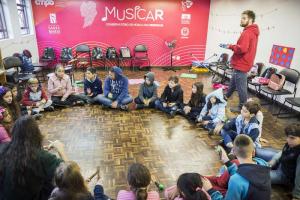 Programa MusicaR abre inscrições para aulas on-line gratuitas