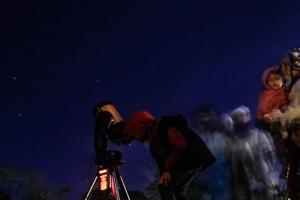 Eclipse parcial da lua estará visível; em Curitiba Parque da Ciência promove observação