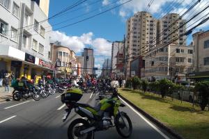 Motoboys pedem justiça por morte de colega em acidente com motorista embriagado