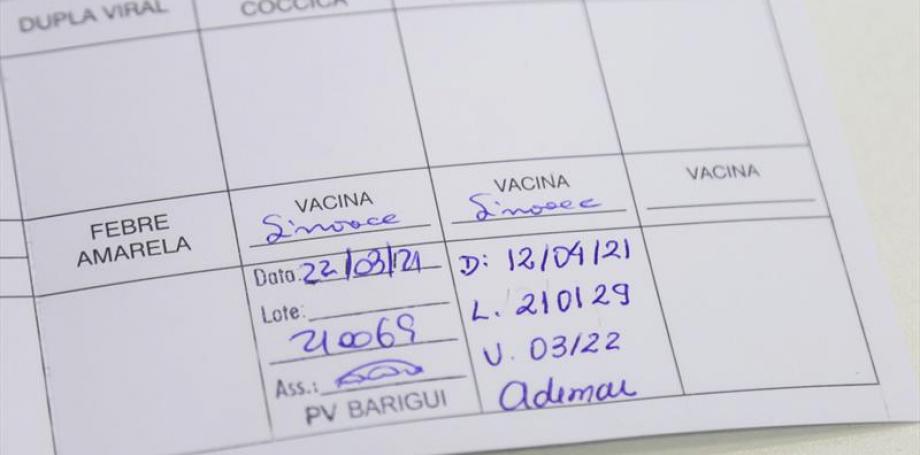 Covid-19: 1,5 milhão de pessoas não voltaram para 2ª dose da vacina, diz Saúde