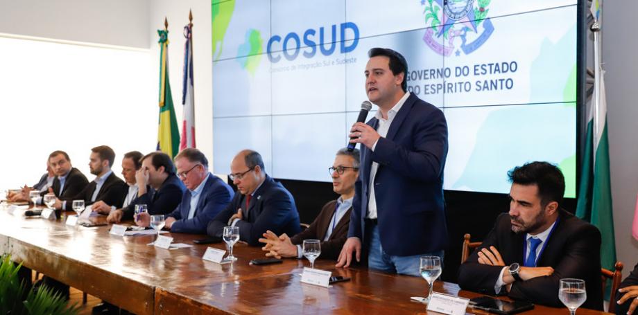 Ratinho Junior assina carta a favor de reformas propostas pelo governo Bolsonaro