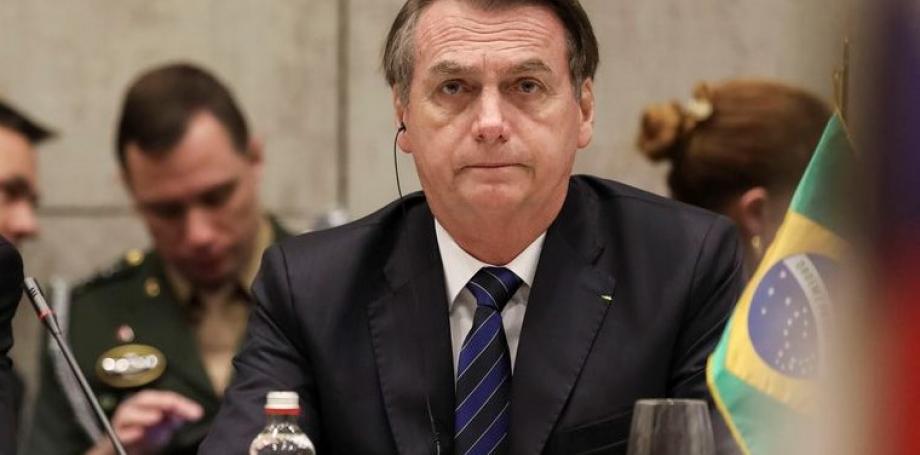 Bolsonaro diz que a responsabilidade da reforma da Previdência está com o Parlamento