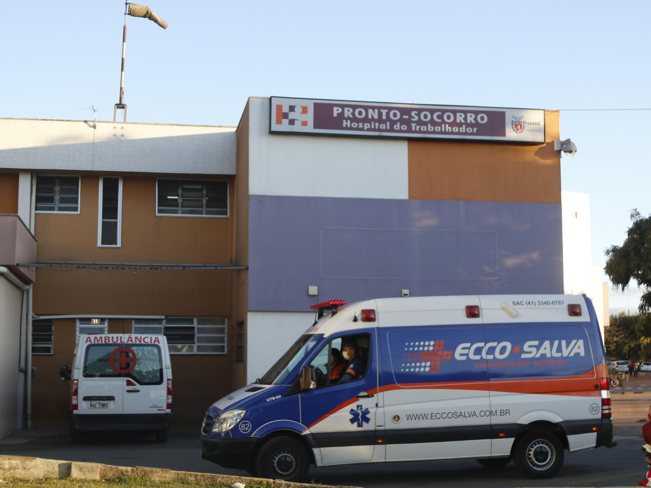 No Paraná, fila de espera por leitos Covid dobra em menos de um mês