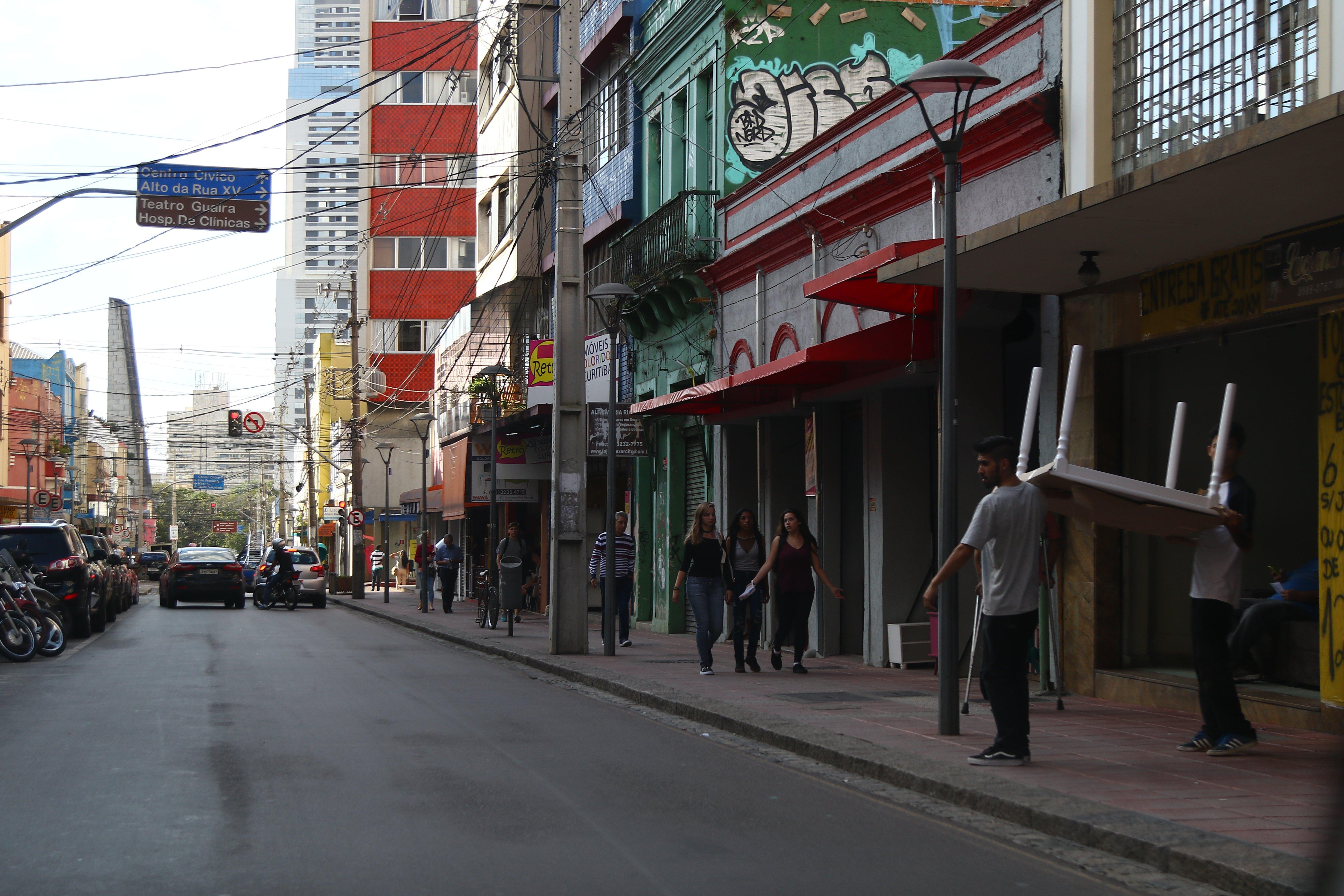 8b5db2b57 Localizada na região central de Curitiba