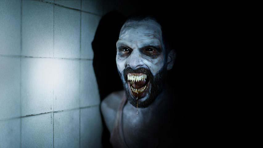 Ghoul, considerada a melhor série de terror da Netflix, e que foi dublada em Curitiba.