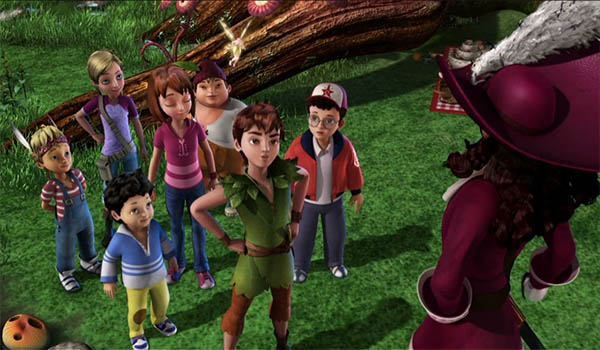 Top Five Peter Pan Na Tela Coisa De Cinema Bem Parana