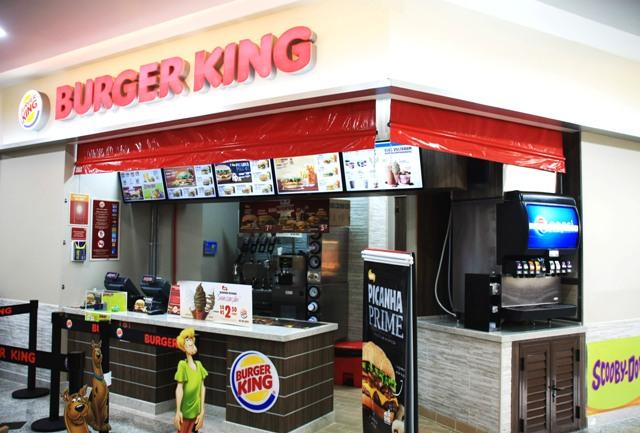 26ef44e42bf Burger King no Shopping Jardim das Américas  caption  A partir deste mês