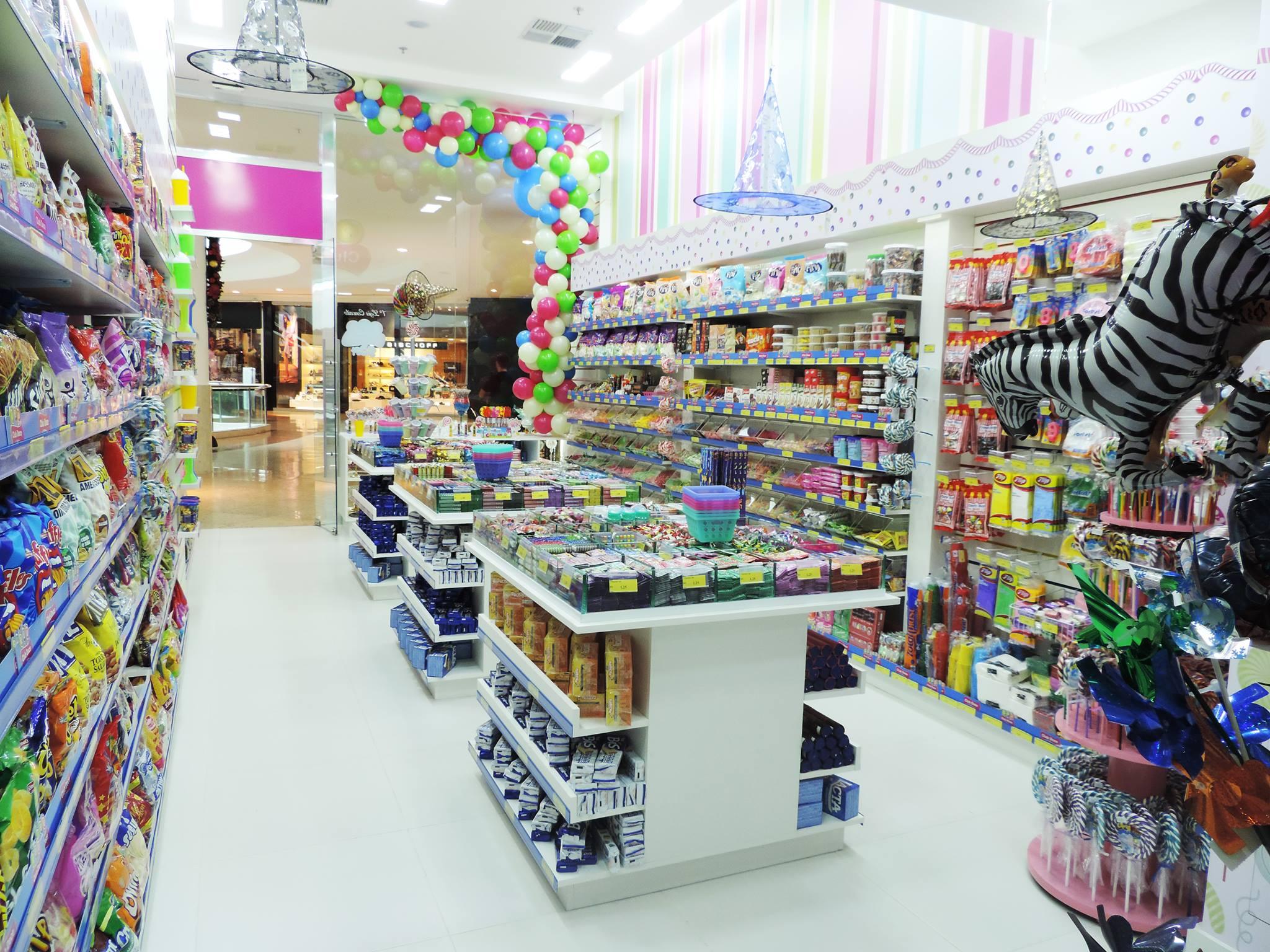 Clube Doce (foto divulgação)  caption  A rede de lojas Club Doce inaugurou  acaba de inaugurar no Palladium Curitiba seu primeiro espaço em shopping  center. 7894a53aef0