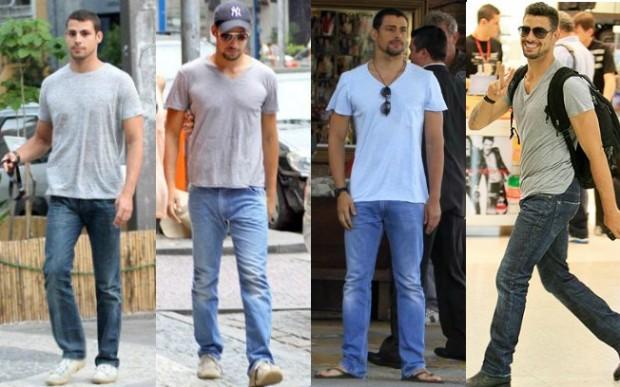 534a43fb3 Cauã Reymond[/caption] Homens com estilo tradicional têm um perfil mais  conservador. As roupas são, geralmente, de marcas tradicionais, em cores  neutras e ...