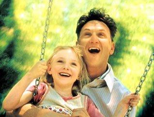 Sean Penn, em Uma Lição de Amor.