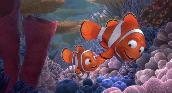 Marlin, de Procurando Nemo.