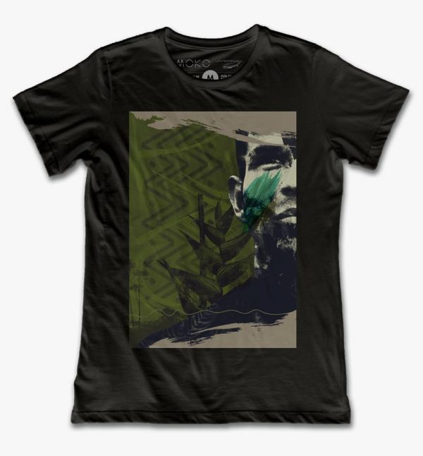 Camiseta da coleção Sonhos Amazônicos.