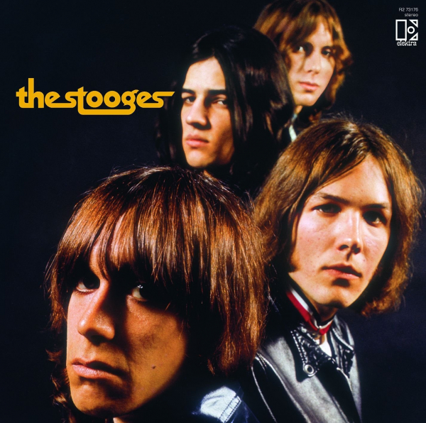 Capa de The Stooges, do The Stooges.